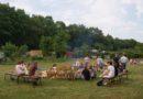 Spotkanie integracyjne rodziców, uczniów oraz nauczycieli ze Szkoły Podstawowej Nr 9 z okazji zakończenia roku szkolnego w Kędzierzynie-Koźlu