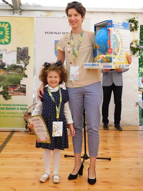 Konkurs okręgowy pn. Ogródek warzywny moich marzeń – edycja 2021 rozstrzygnięty! Kategoria 4-7 lat.