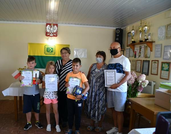 ROD KOLEJARZ Kędzierzyn-Koźle – Nagrody konkursowe oficjalnie przekazane laureatom.