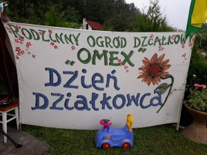 """Dzien Małego Działkowca ROD """"Omex"""" w Głuchołazach - 22.07.2017 r."""